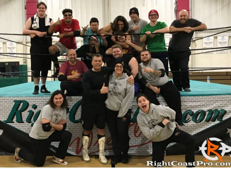 Hollow's Stable Professional Wrestling Coaching & Training